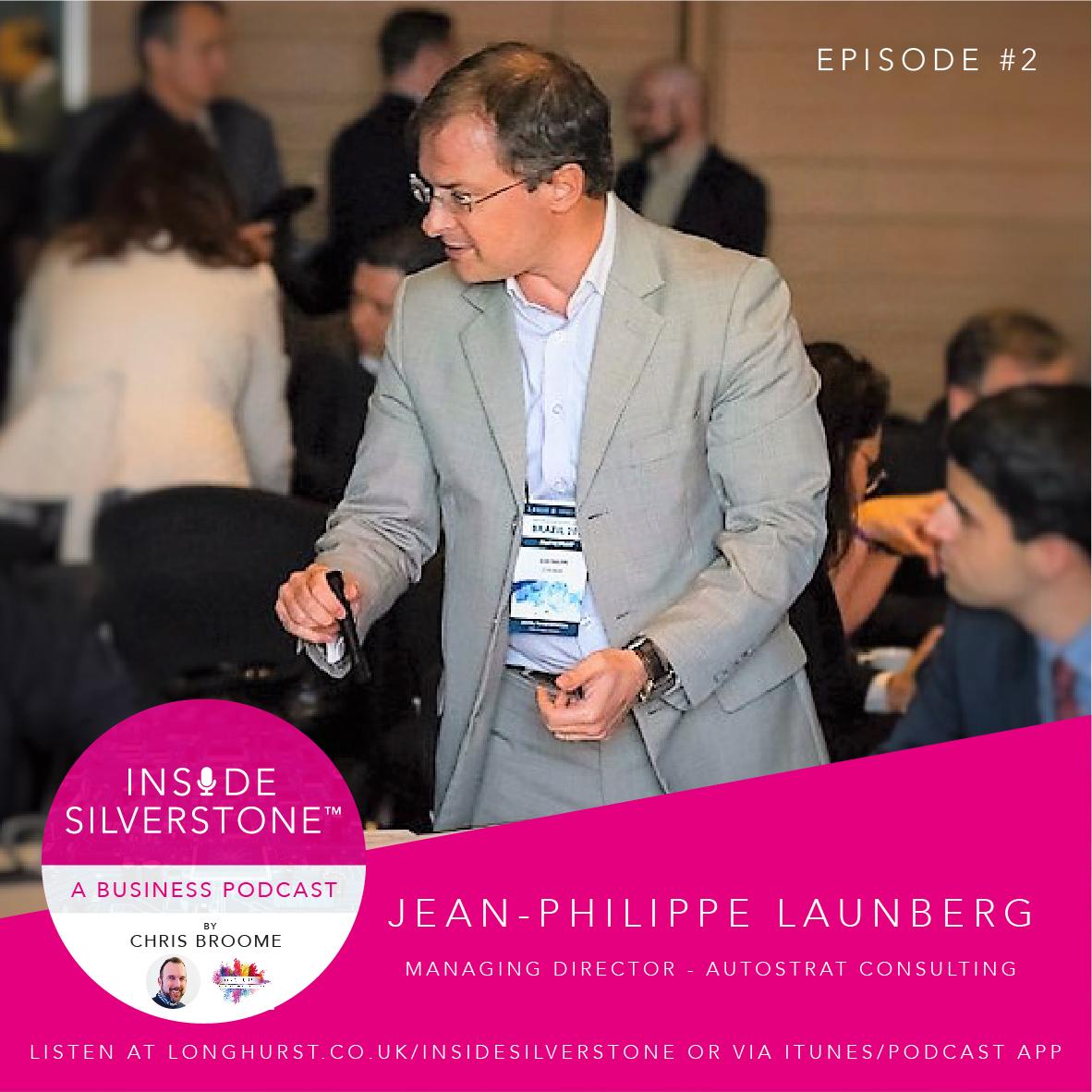 Jean-Philippe Launberg, Managing Director of AutoStrat Consulting