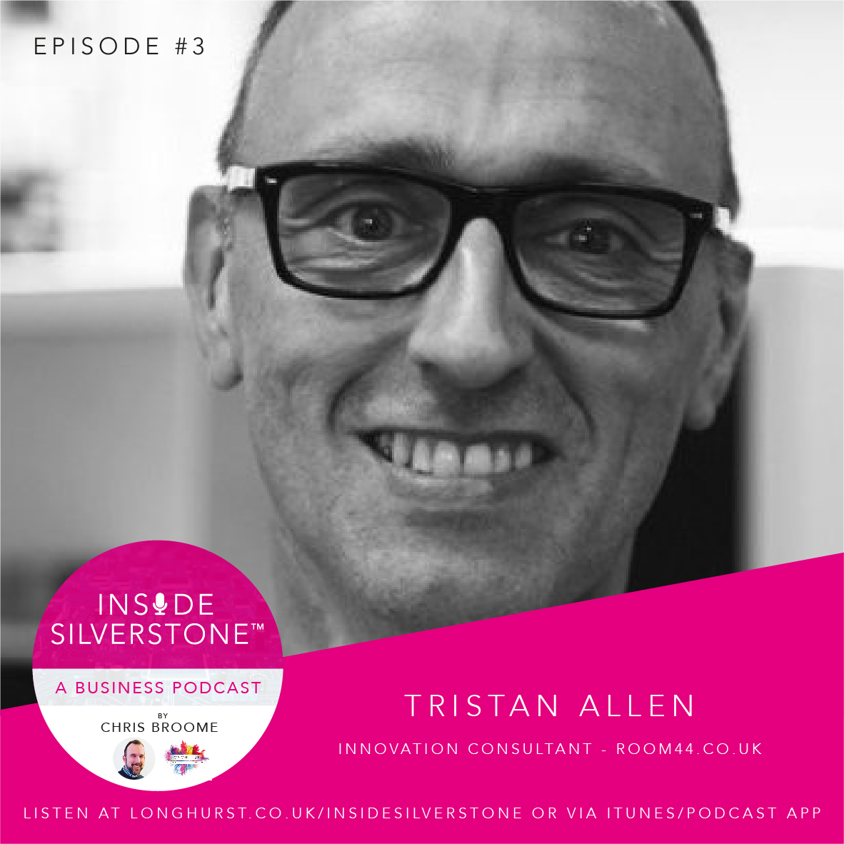 Tristan Allen, Partner & Innovation Consultant at room44.co.uk