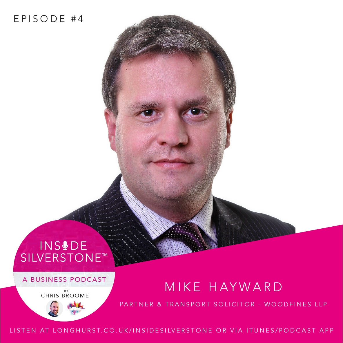 Mike Hayward, Partner, Transport & Regulatory solicitor, at Woodfines LLP
