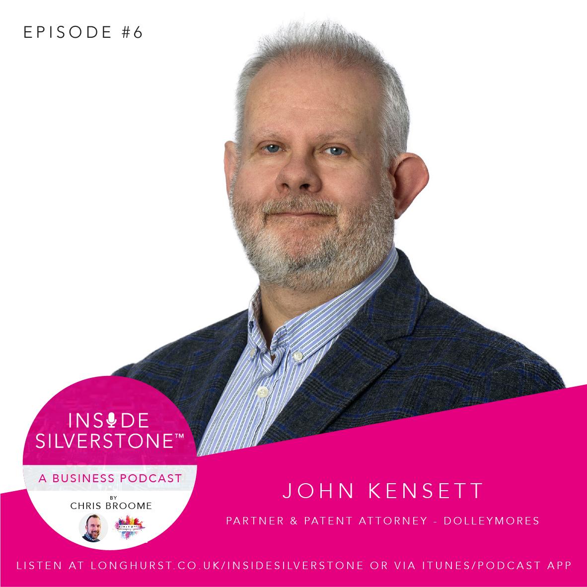 John Kensett - Partner, Intellectual Property & Patent Attorney