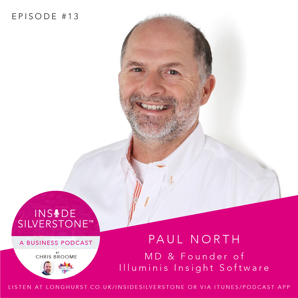 Paul North, MD & Founder of Illuminis Insight Software