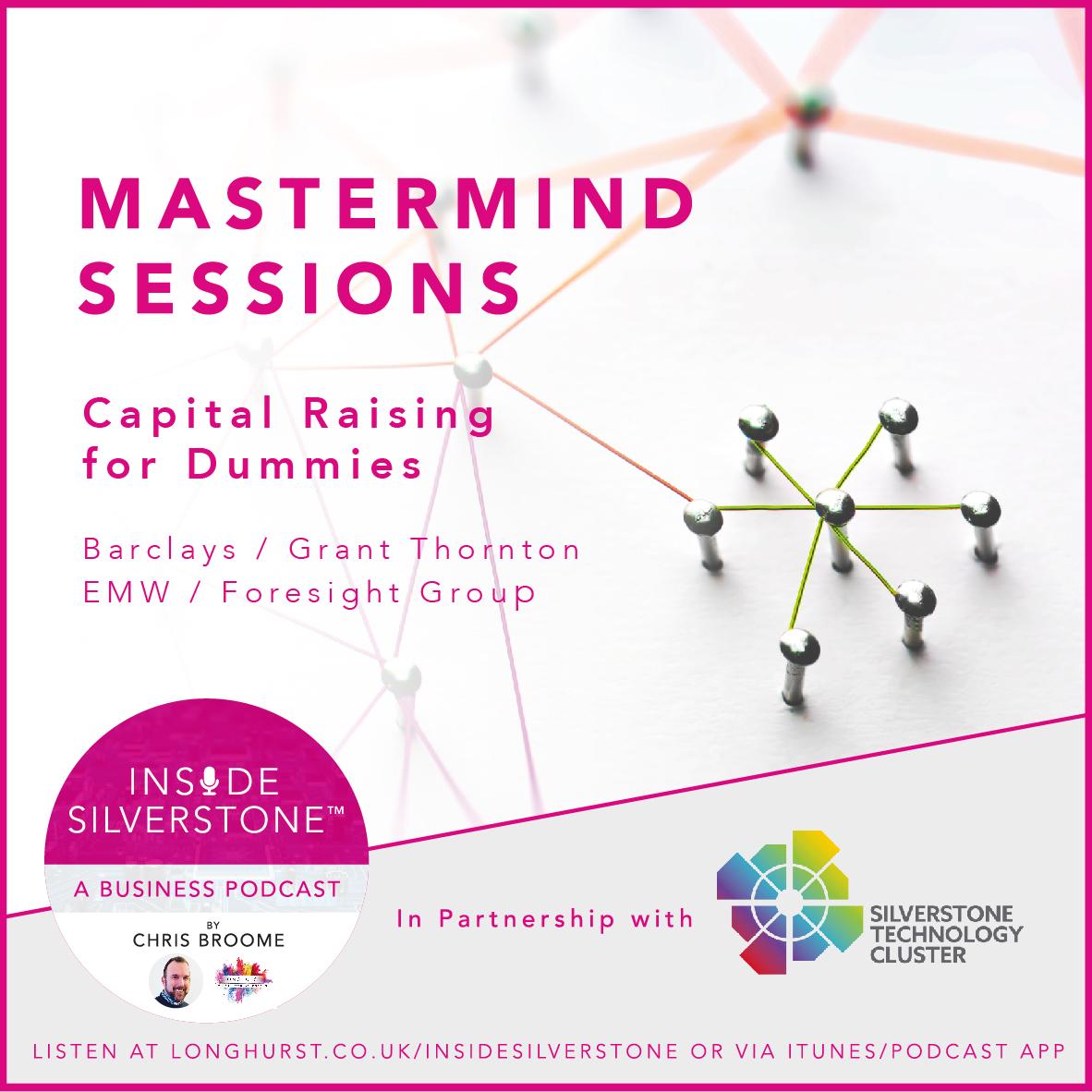 Mastermind Session #1 : Capital Raising for Dummies