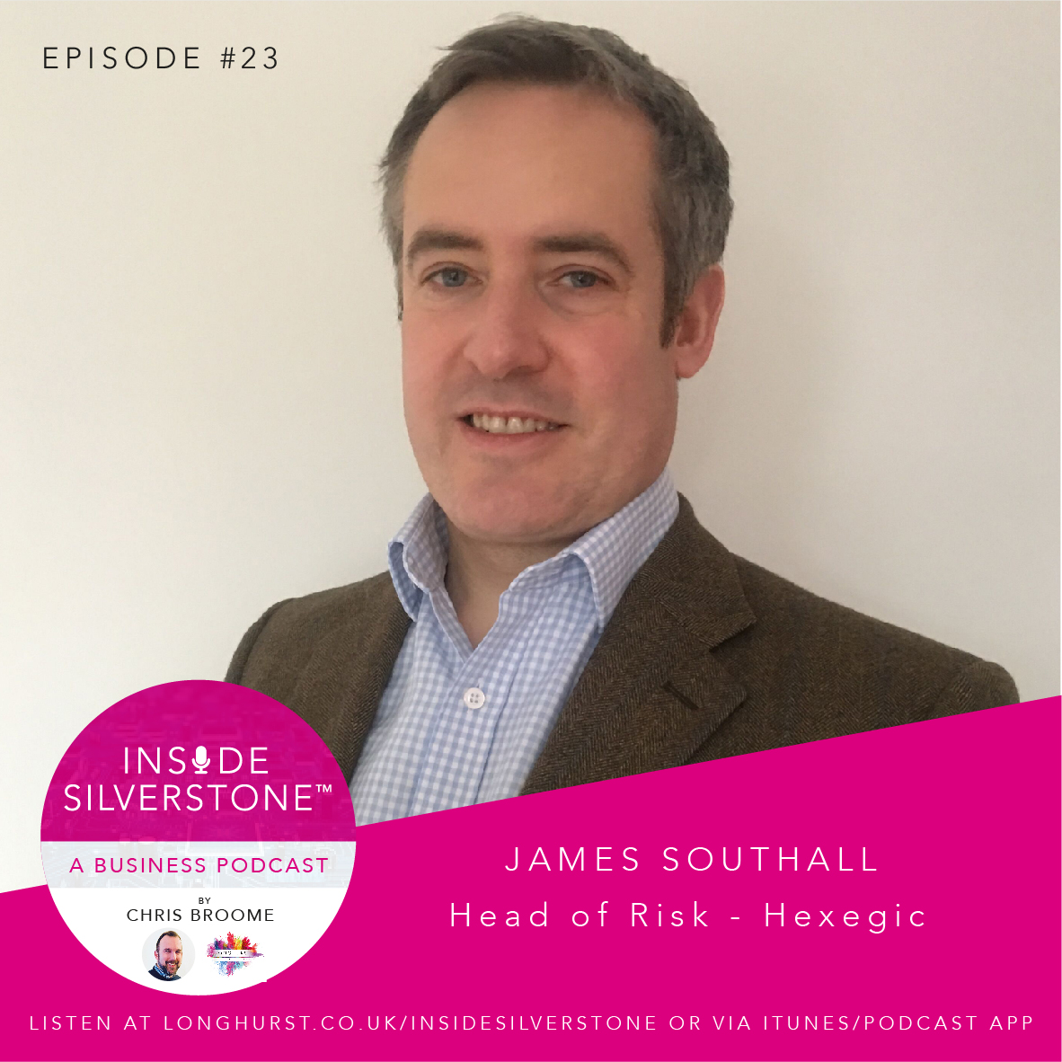 James Southall - Head of Risk at Hexegic
