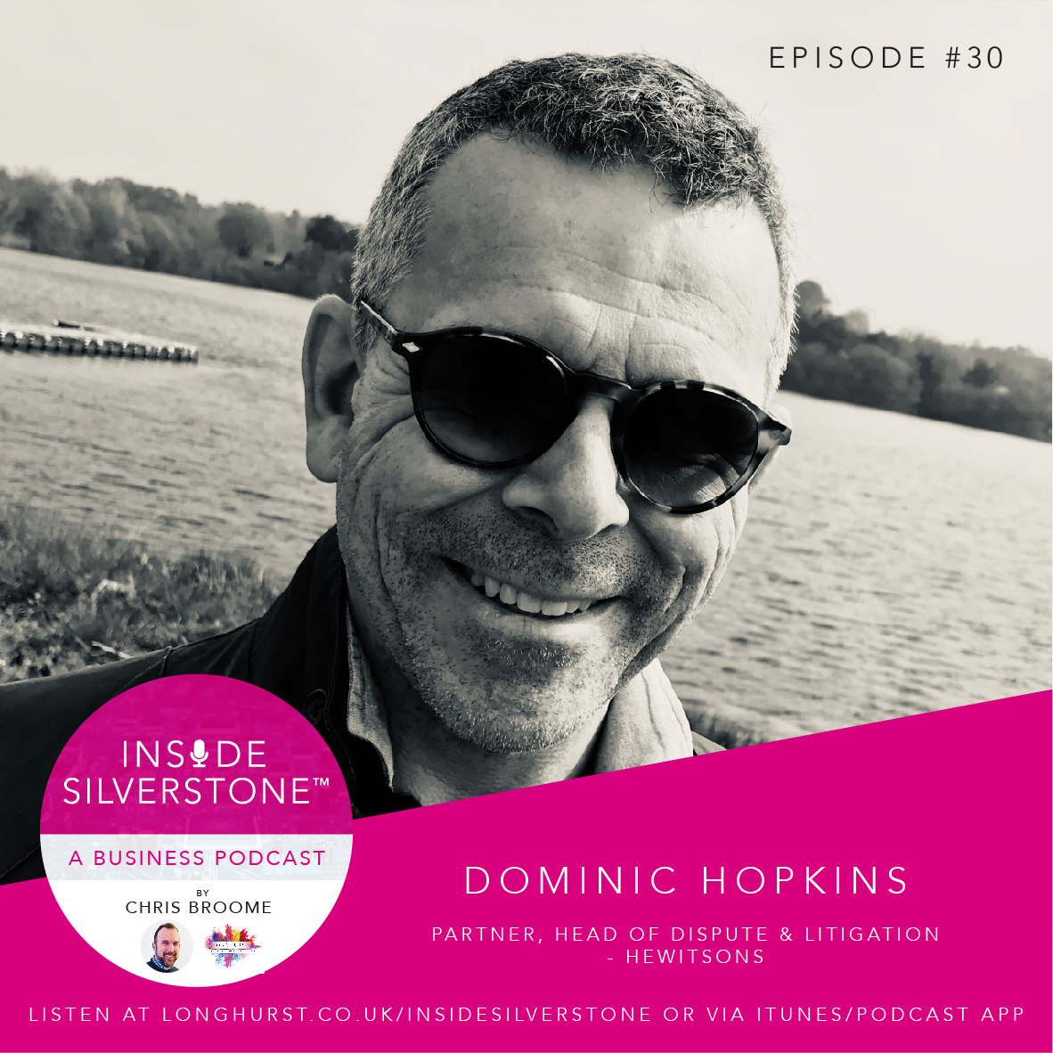 Dominic Hopkins - Partner, Head of Dispute & Litigation - Hewitsons