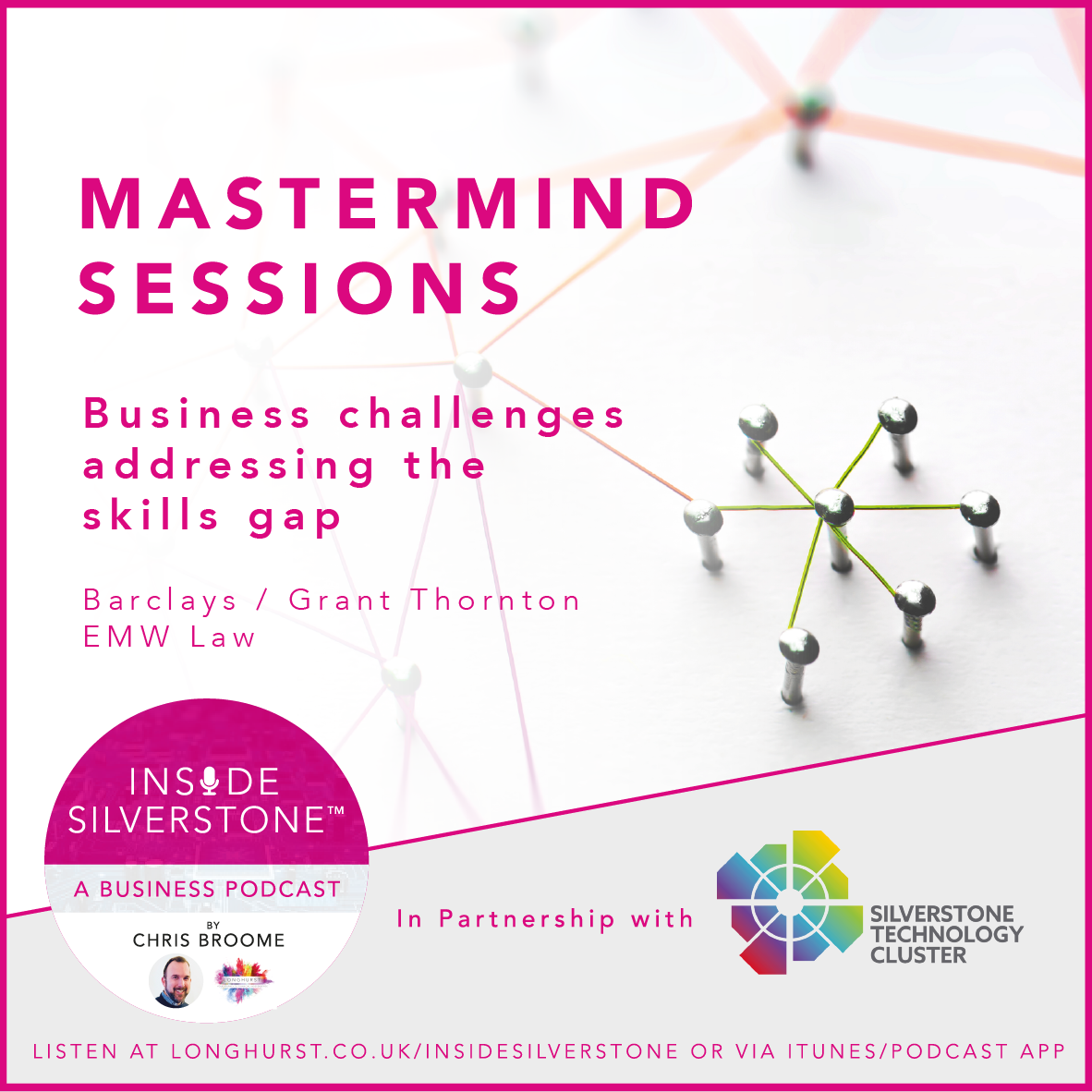 Mastermind Session #2: Business Challenges: Addressing the Skills Gap