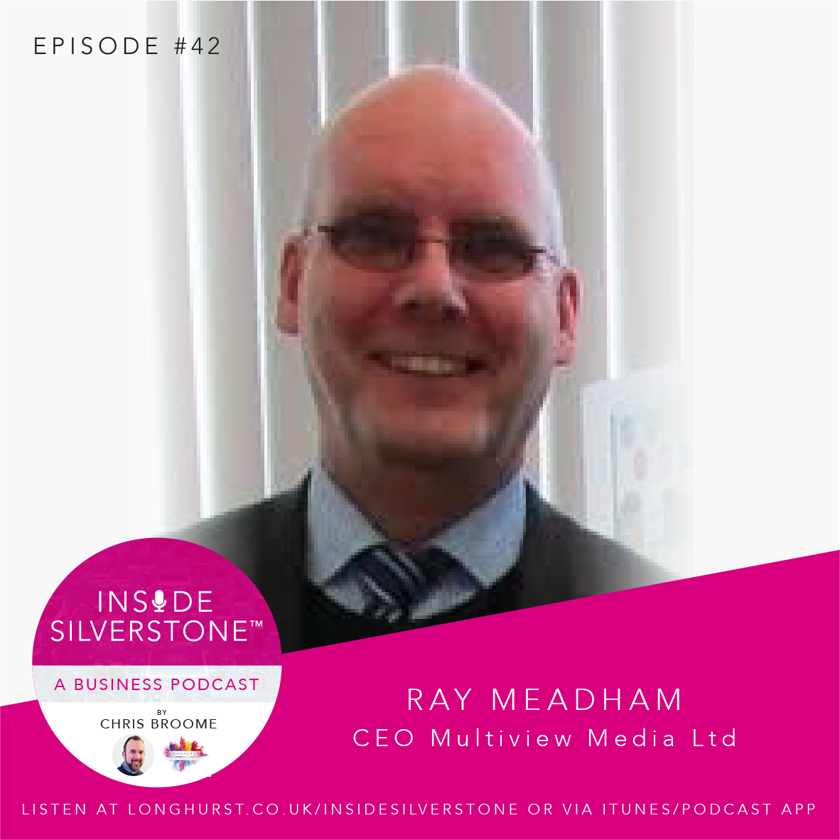 Ray Meadham CEO of Multiview Media