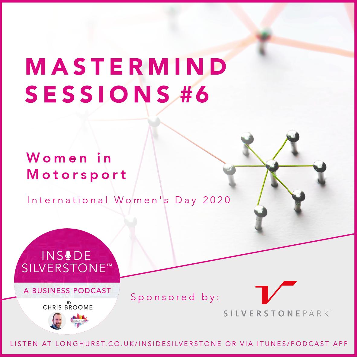 Mastermind Sessions #6'Women in Motorsport'