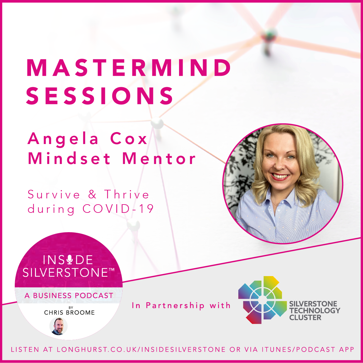 Mastermind Sessions #6 'Survive & Thrive during COVID19'