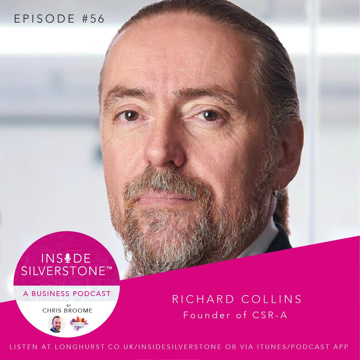 Richard Collins of CSR Accreditation