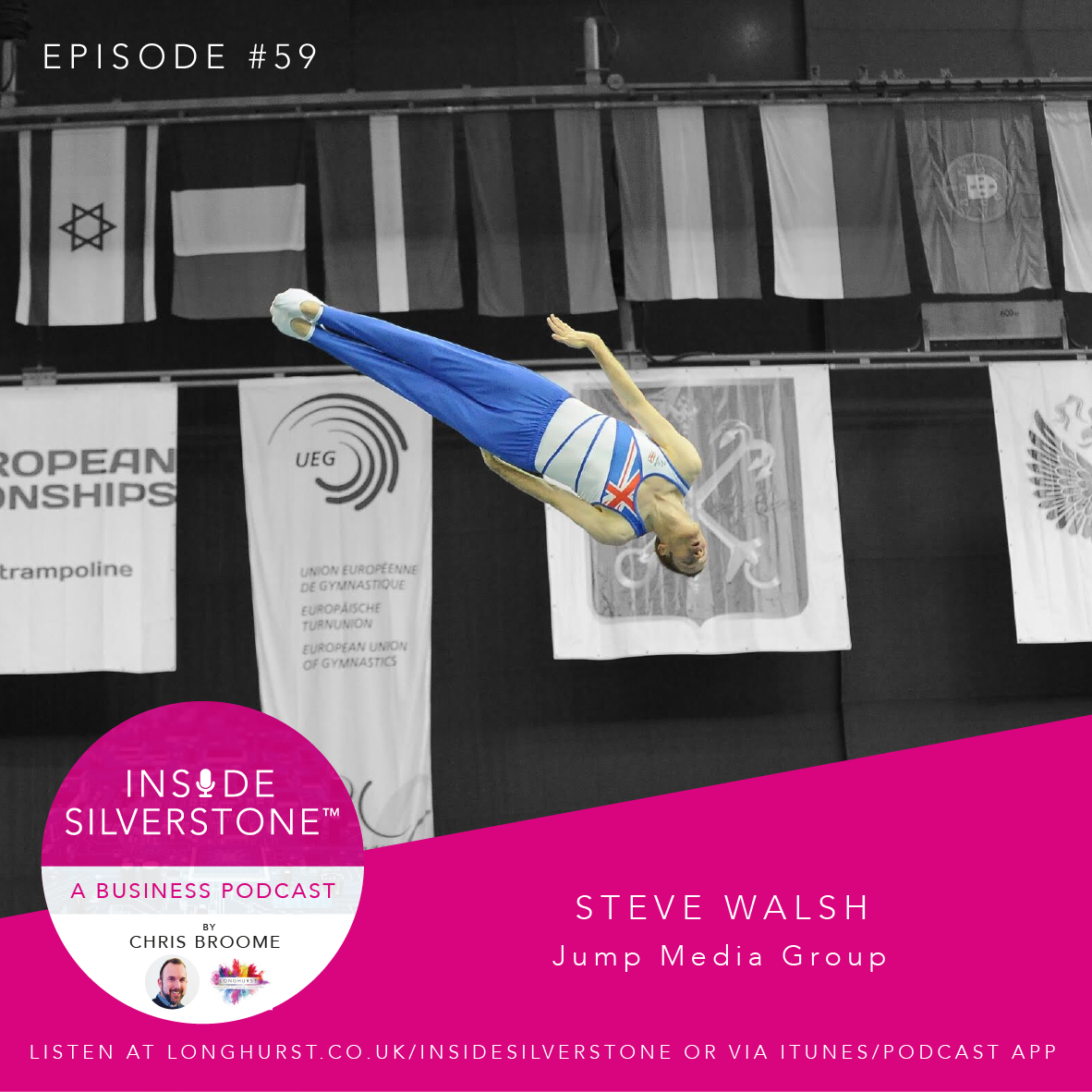 Steve Walsh of Jump Media Group