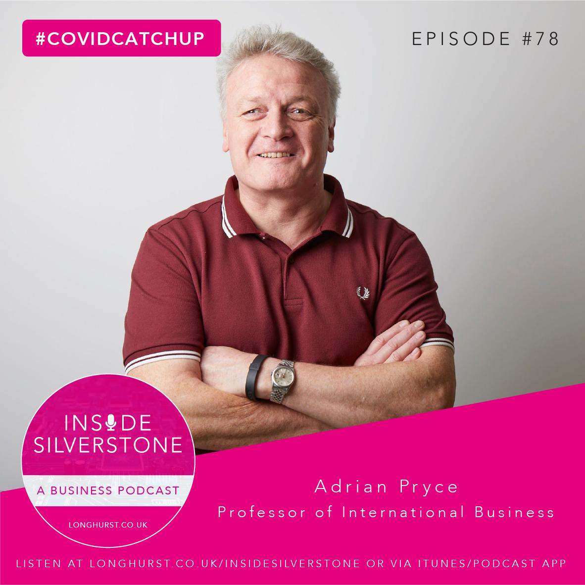 Adrian Pryce - Professor of International Business