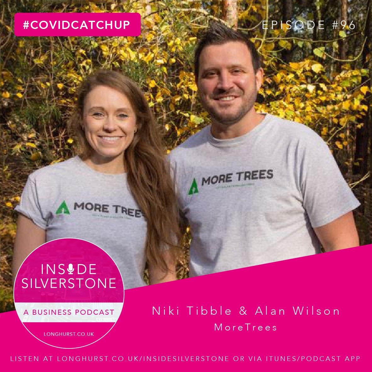 Alan Wilson & Niki Tibble of MoreTrees